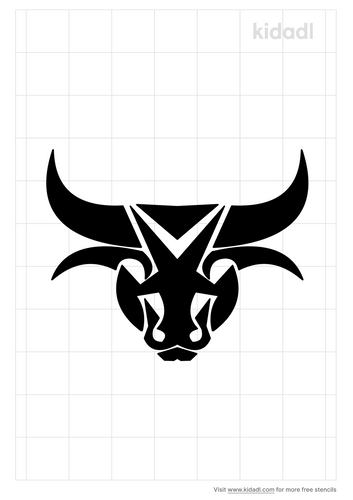 taurus-stencil
