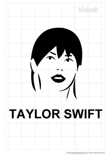 taylor-swift-stencil