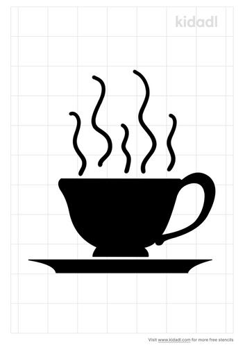 tea-cup-stencil
