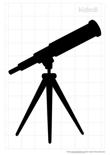 telescope-stencil