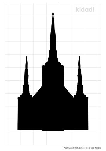 temple-stencil