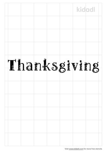 thanksgiving-words-stencil