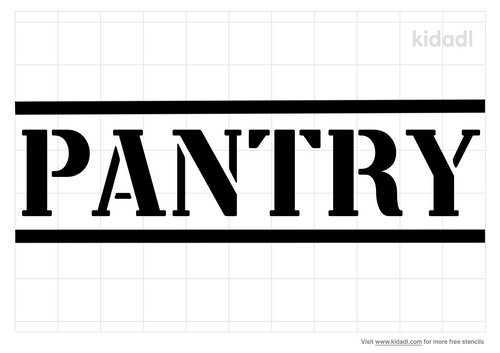 the-word-pantry-stencil