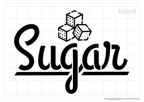 the-word-sugar-stencil
