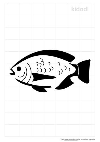 tilapia-fish-stencil