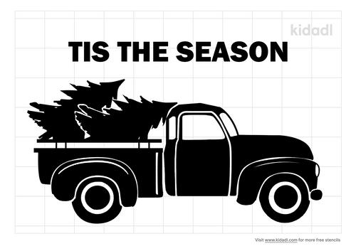 tis-the-season-stencil