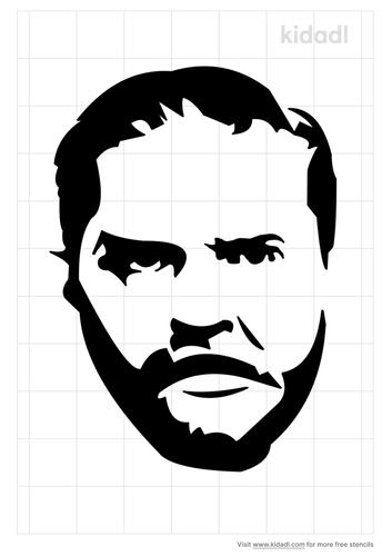 tom-hardy-stencil
