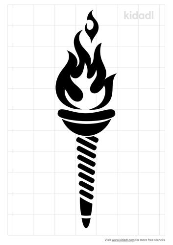 torch-stencil