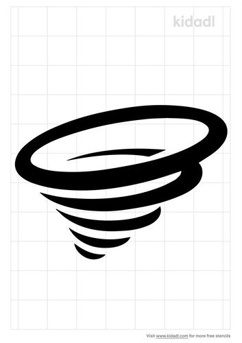 tornado-stencil