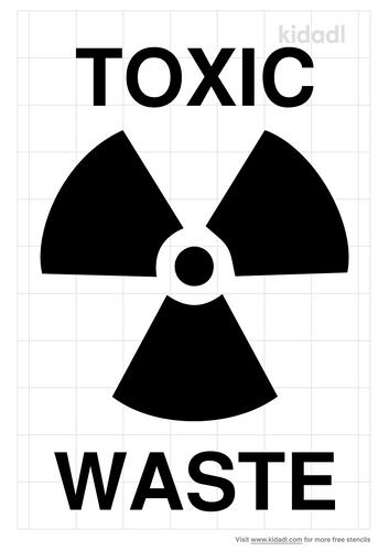 toxic-waste-stencil