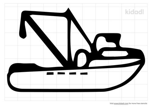 trawl-boat-to-draw-stencil