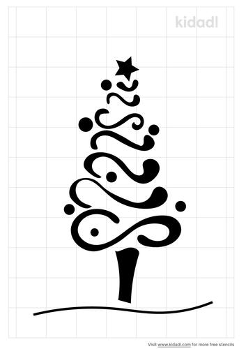 tree-ribbon-stencil
