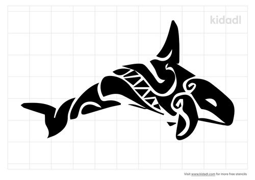 tribal-killer-whale
