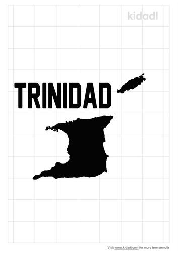 trinidad-stencil