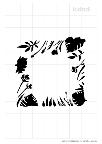 tropical-flower-wall-border-stencil.png