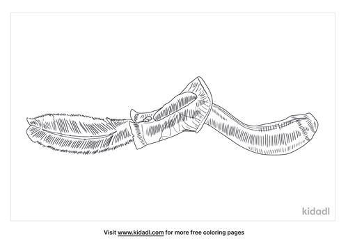 tube-worm-coloring-page