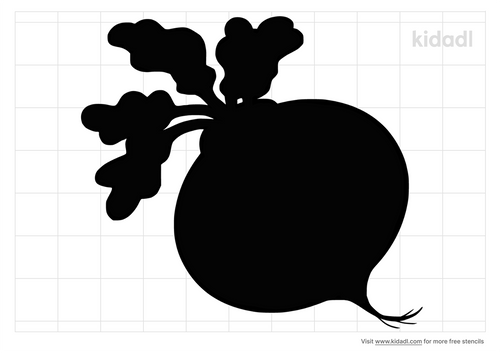 turnip-stencil