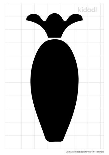 vase-stencil
