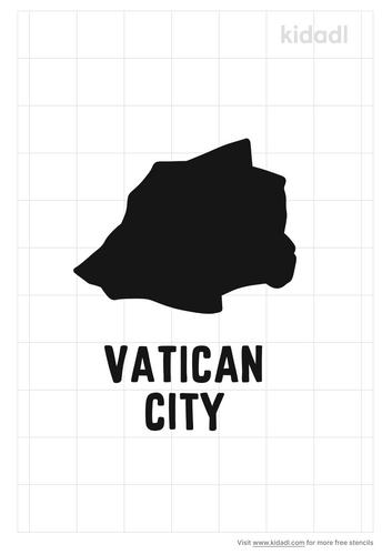 vatican-city-stencil