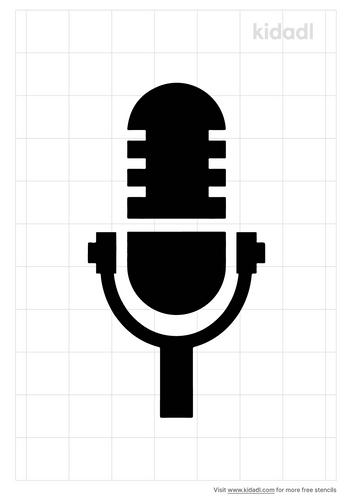 vintage-mic-stencil