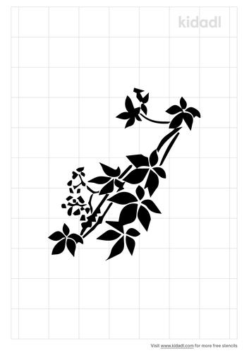 virginia-creeper-stencil