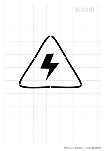voltage-stenci