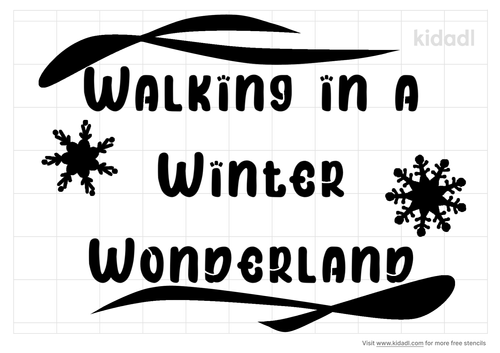 walking-in-a-winter-wonderland-lettering-stencil
