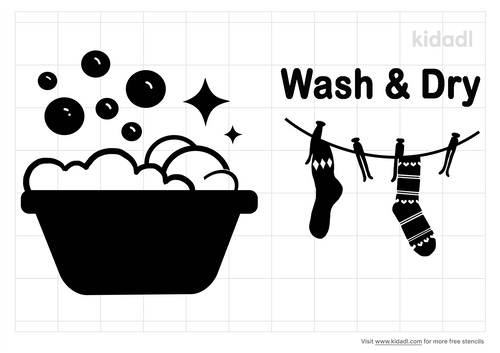 wash-and-dry-stencil