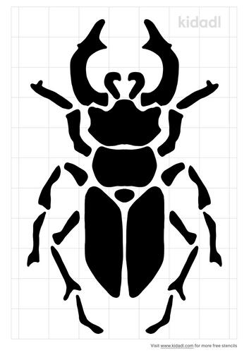 weevil-stencil