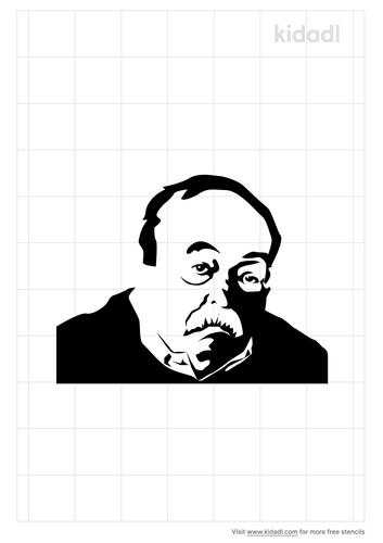 wilford-brimley-stencil