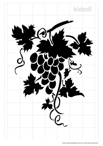 wine-vineyard-stencil