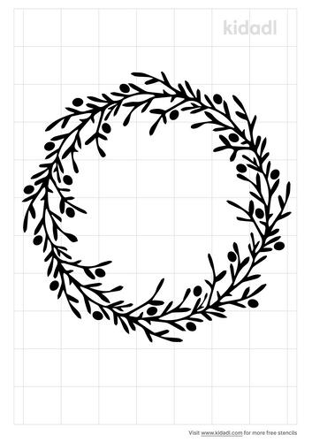 winterberry-wreath-stencil