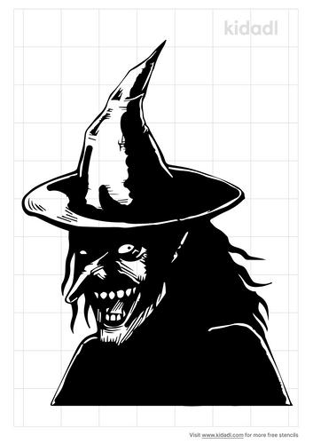 witch-smile-stencil