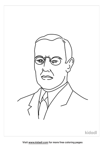woodrow-wilson-in-the-army-coloring-page.png