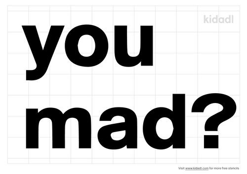 you-mad-stencil