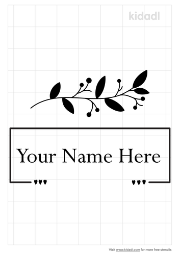 your-name-here-stencil