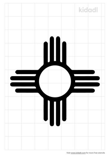 zia-symbol-stencil
